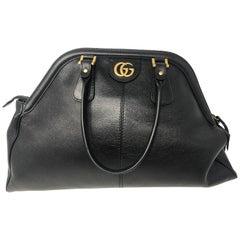 Gucci Re(Belle) Large Black Leather Bag