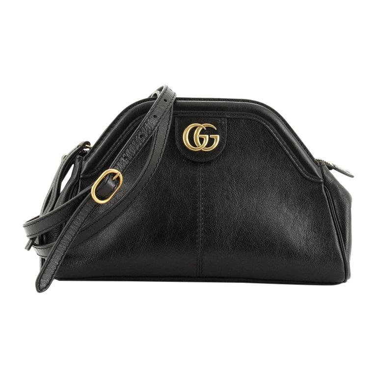 Gucci RE(BELLE) Shoulder Bag Leather Small For Sale