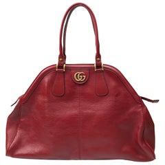 Gucci Red Marmont Re(Belle) Handbag
