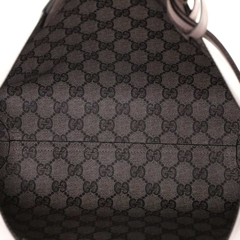 Gucci Reversible Tote GG Print Leather Small 1
