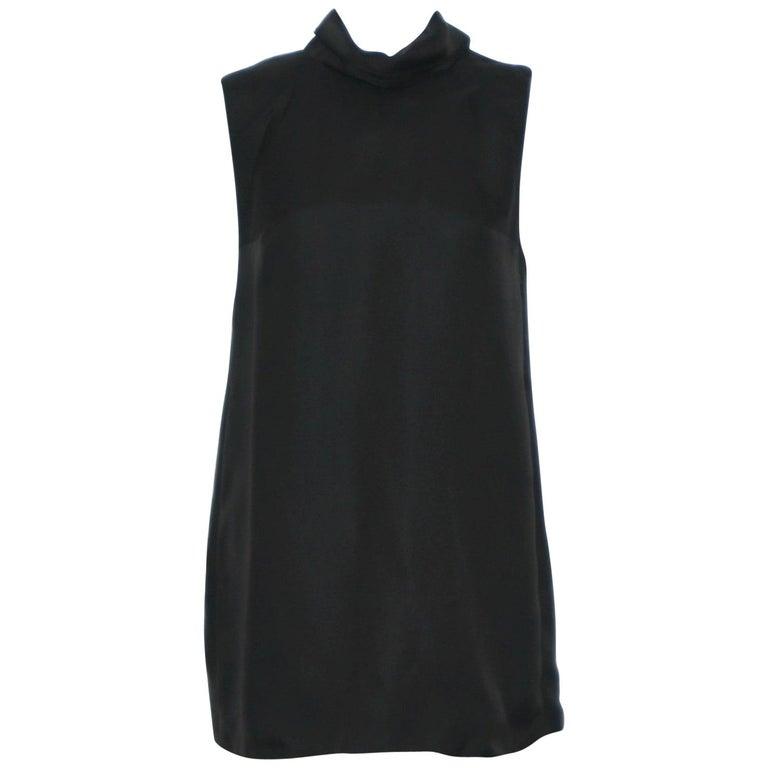 Gucci Ruffle & Backless Dress 44 EU For Sale