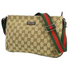 GUCCI Shelly line Womens shoulder bag 189749 beige