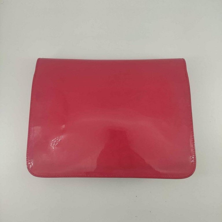 Women's GUCCI Shoulder bag in Pink Patent leather For Sale