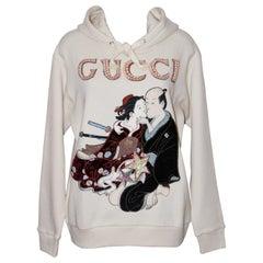 Gucci Shunga Hoodie Sweatshirt