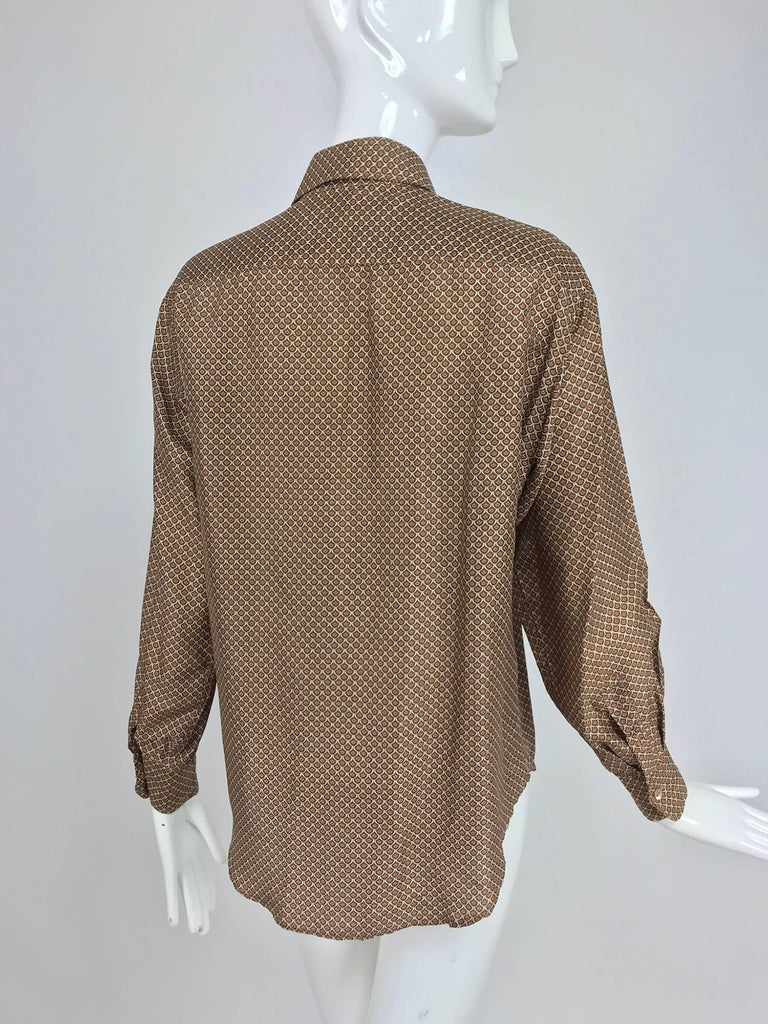 Prada Mens Dress Shirt