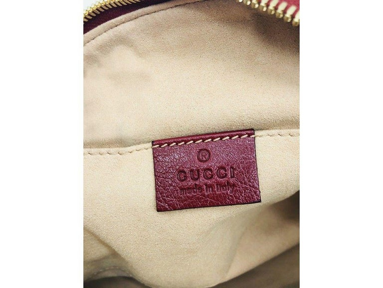 Gucci Small Ophidia Blue Shoulder Bag/Cross body - Blue Suede -New 1
