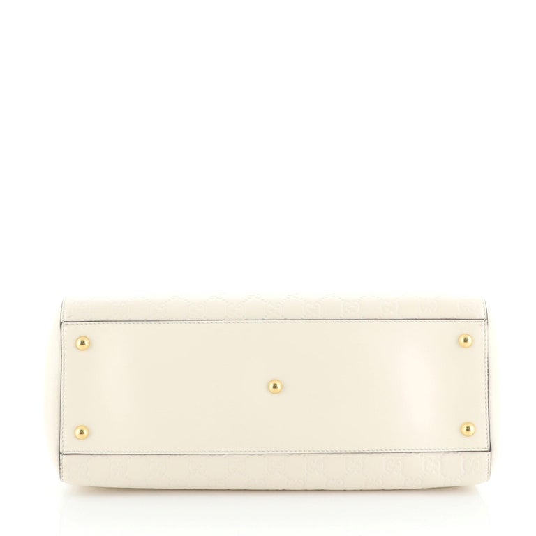 Women's or Men's Gucci Soft Signature Shoulder Bag For Sale