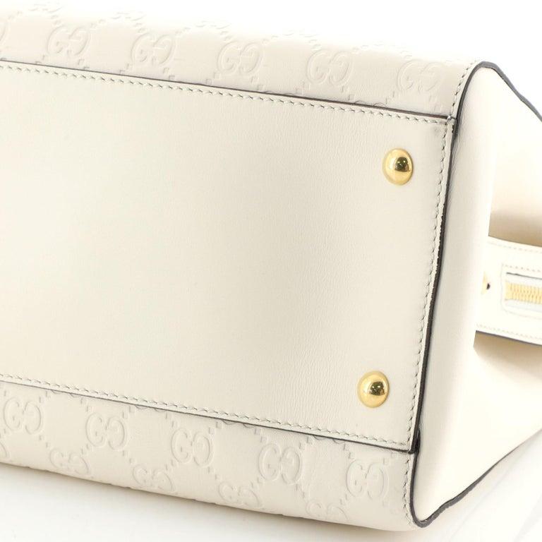 Gucci Soft Signature Shoulder Bag For Sale 2