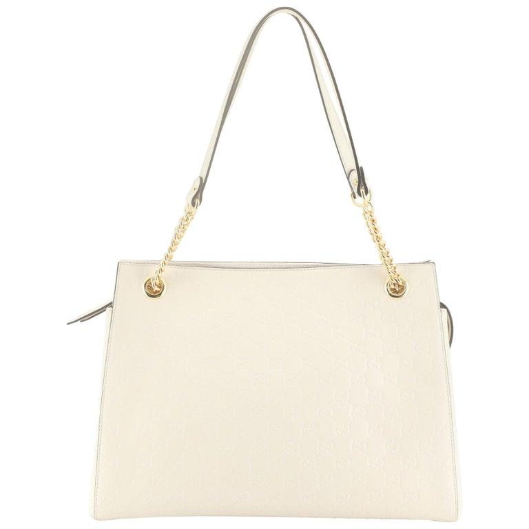 Gucci Soft Signature Shoulder Bag For Sale