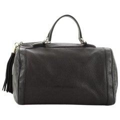Gucci Soho Boston Bag Leather