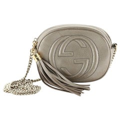 Gucci Soho Chain Bag Leather Mini