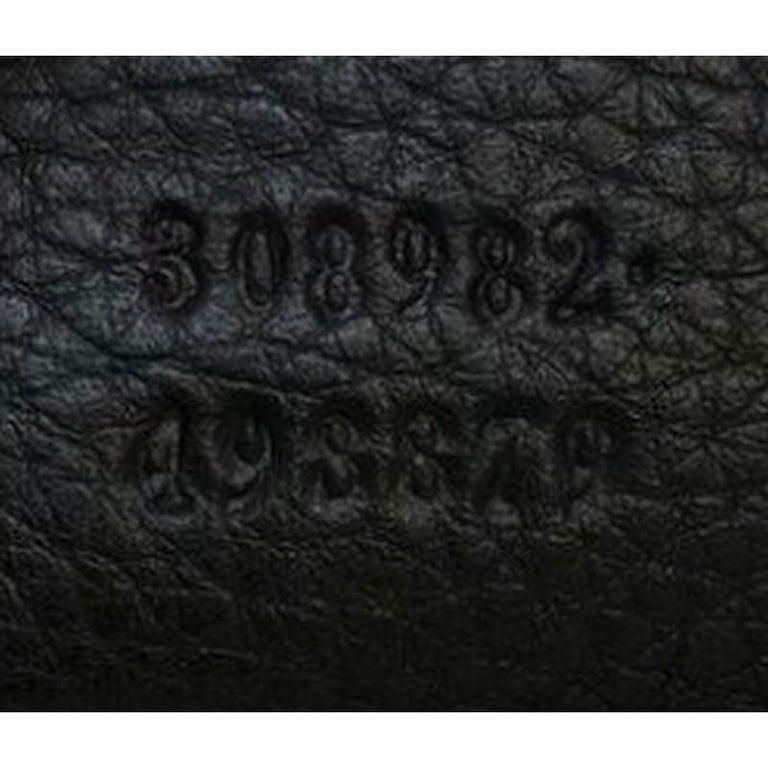 Gucci Soho Chain Strap Shoulder Bag Leather Medium For Sale 5