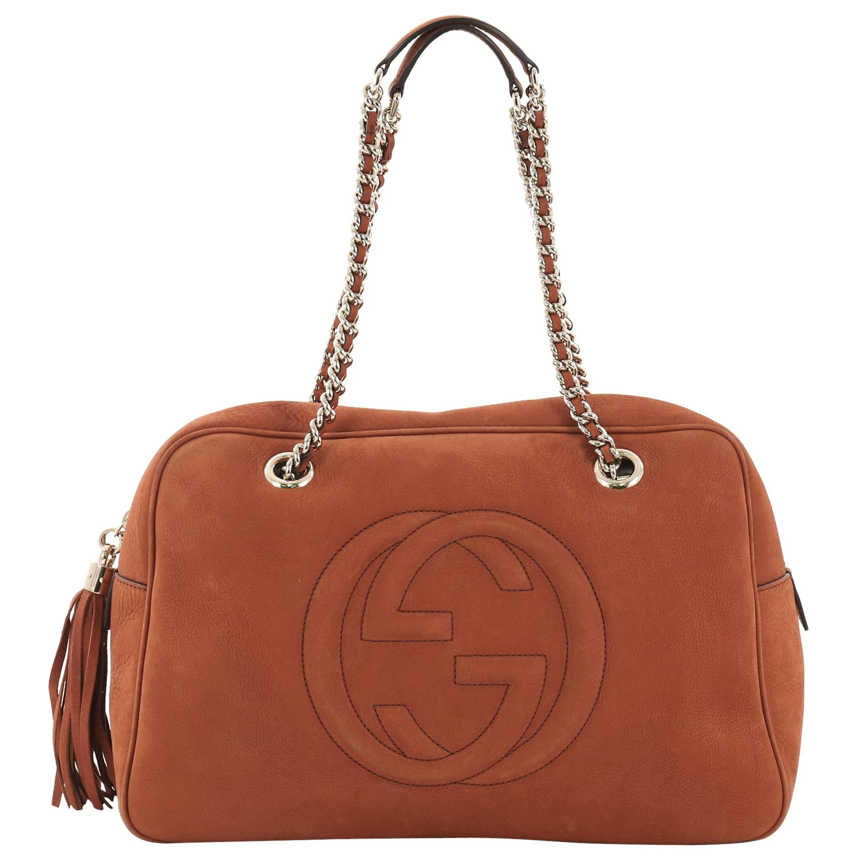 65c8cd6ae350 Vintage Gucci Shoulder Bags - 942 For Sale at 1stdibs - Page 2