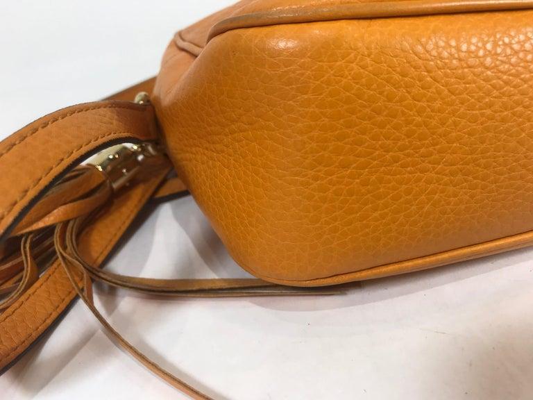 Gucci Soho Disco Crossbody Bag For Sale 2