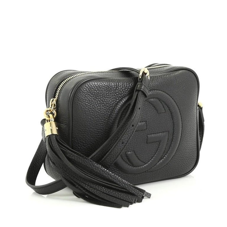 f1906784 Gucci Soho Disco Crossbody Bag Leather Small