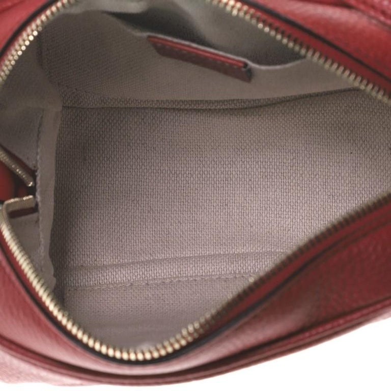 Gucci Soho Disco Crossbody Bag Leather Small For Sale 1
