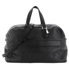 Gucci Soho Duffle Bag Leather