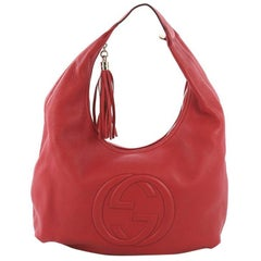 7fa146cdf23 Gucci Hobo Bags - 242 For Sale on 1stdibs