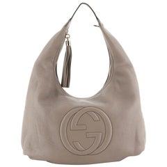 Gucci Soho Hobo Leather Large
