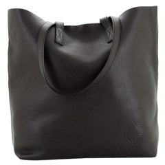 Gucci Soho Shopping Tote Leather Large