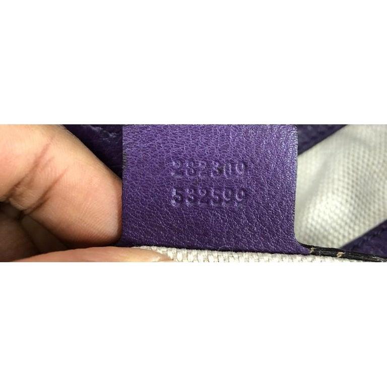 Gucci Soho Shoulder Bag Leather Medium 5