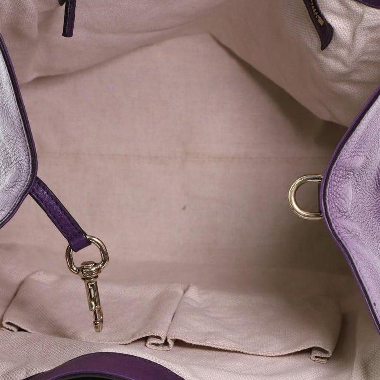 Women's or Men's Gucci Soho Shoulder Bag Leather Medium