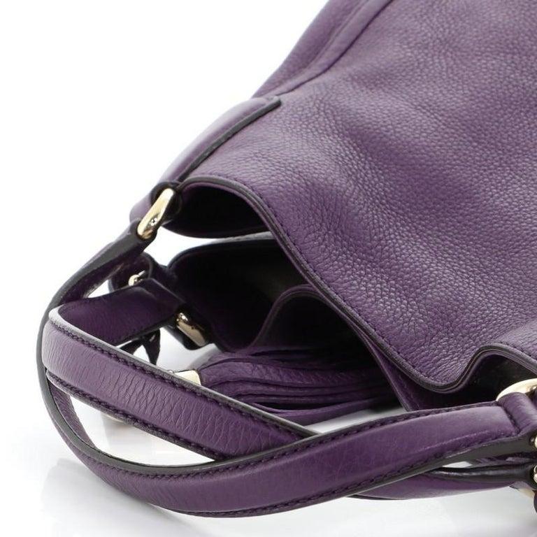 Gucci Soho Shoulder Bag Leather Medium 2