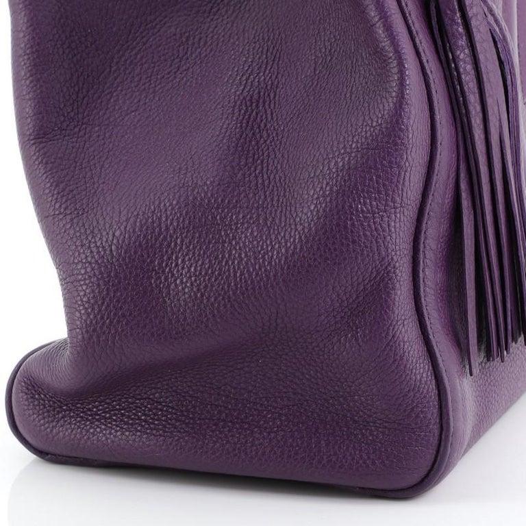 Gucci Soho Shoulder Bag Leather Medium 3