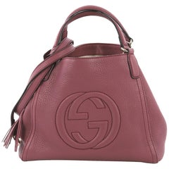 Gucci Soho Shoulder Bag Leather Small