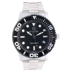 Gucci Stainless Steel Dive