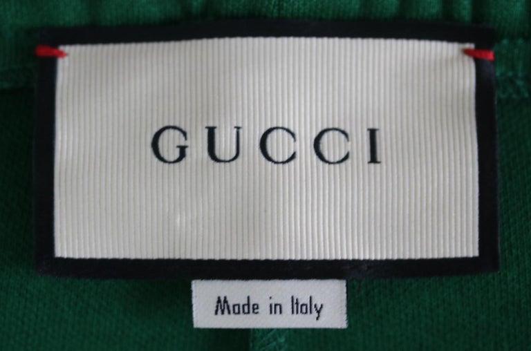 Women's Gucci Striped Tech-Jersey Track Pants
