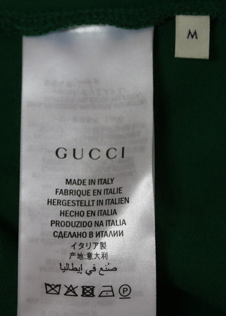 Gucci Striped Tech-Jersey Track Pants  1