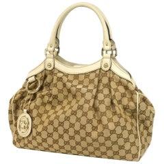 GUCCI Sukey handbag Womens handbag 211944 493075 beige