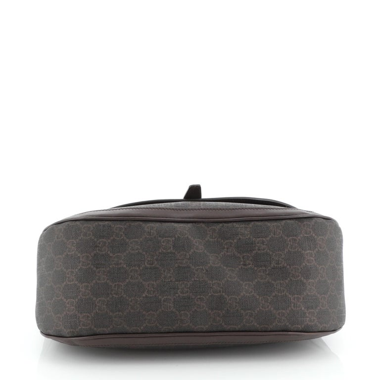Women's or Men's Gucci Sukey Tote GG Canvas Large For Sale
