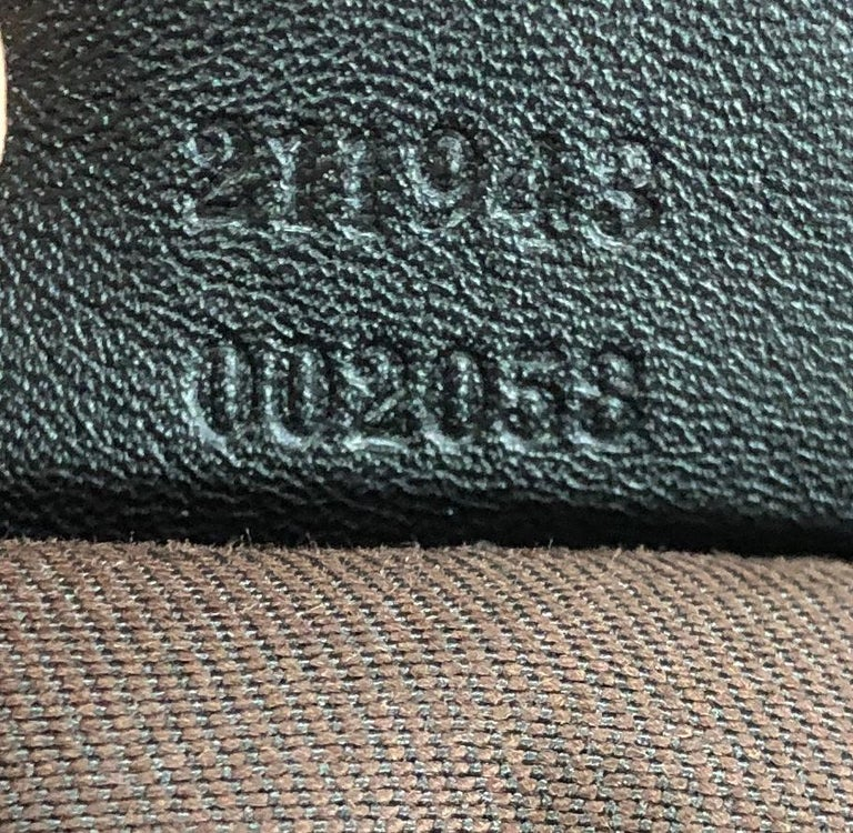 Gucci Sukey Tote GG Canvas Large For Sale 2