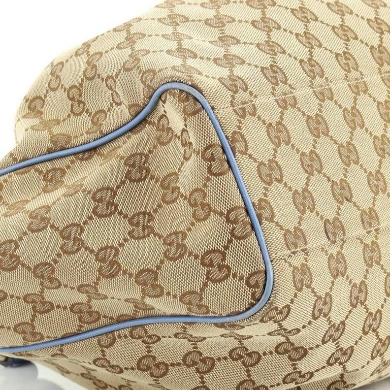 Gucci Sukey Tote GG Canvas Medium For Sale 2