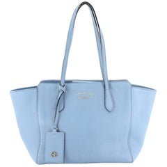 Gucci Swing Tote Leather Smal