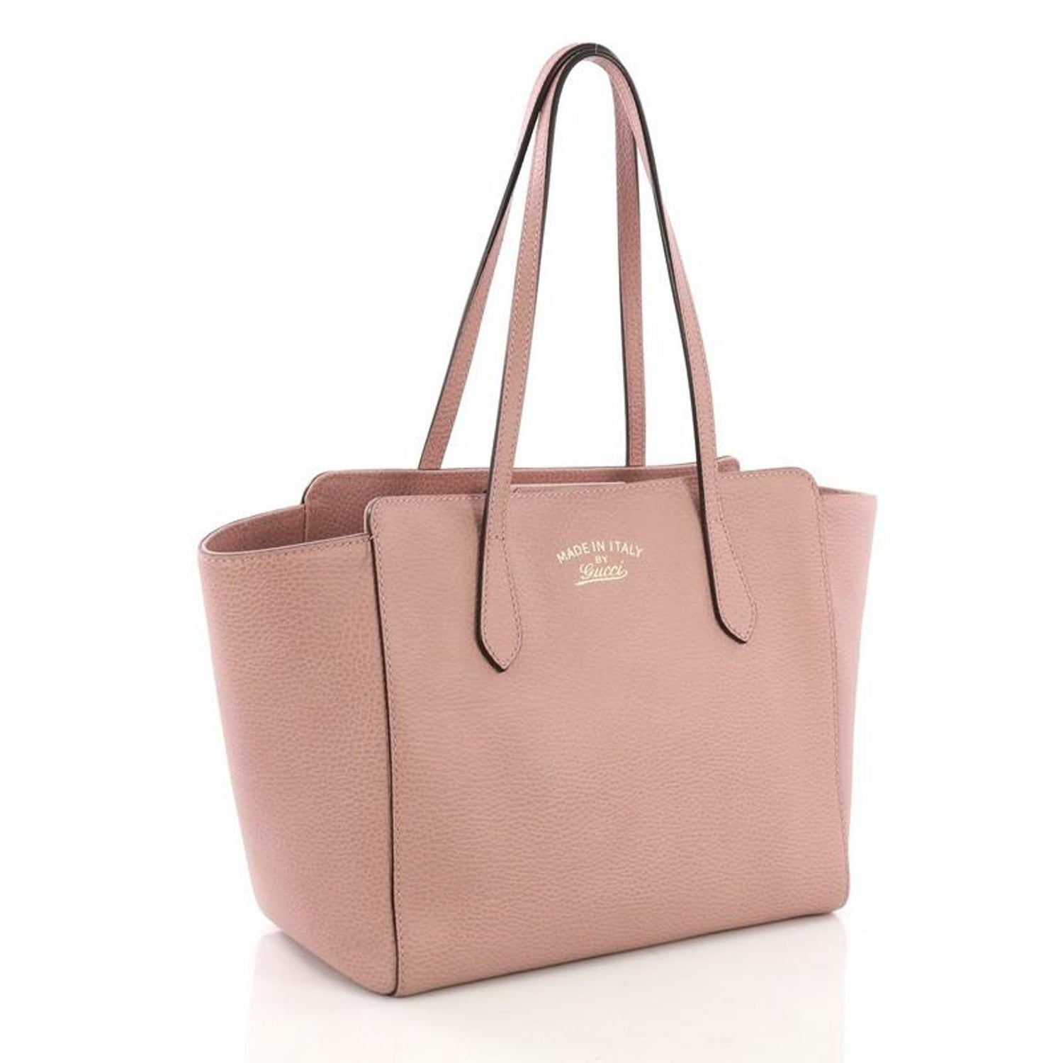 08756c1a32f Gucci Swing Tote Leather Small at 1stdibs