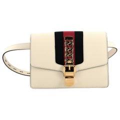 Gucci Sylvie Belt Bag Leather