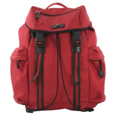 Gucci Techpack Backpack Techno Canvas