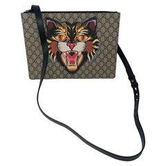 Gucci Tiger Clutch