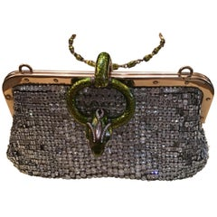 Gucci Tom Ford, Rhinestone Jewel Bag, 2000
