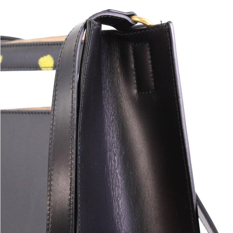 Gucci Tote GucciGhost Leather Medium 2