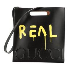 Gucci Tote GucciGhost Leather Medium