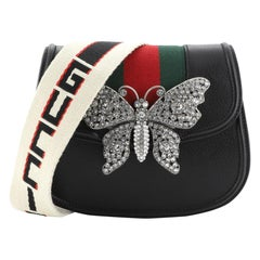 Gucci Totem Shoulder Bag Leather Small
