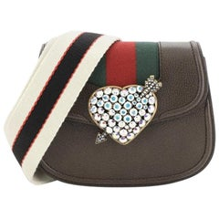 Gucci Totem Shoulder Bag Leather Small