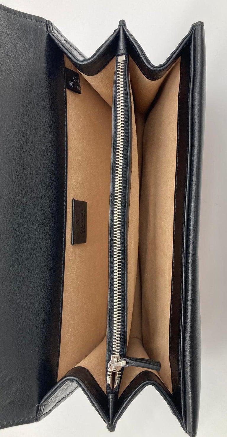 Gucci Vichy Wool Tweed Small Dionysus Shoulder Bag For Sale 3