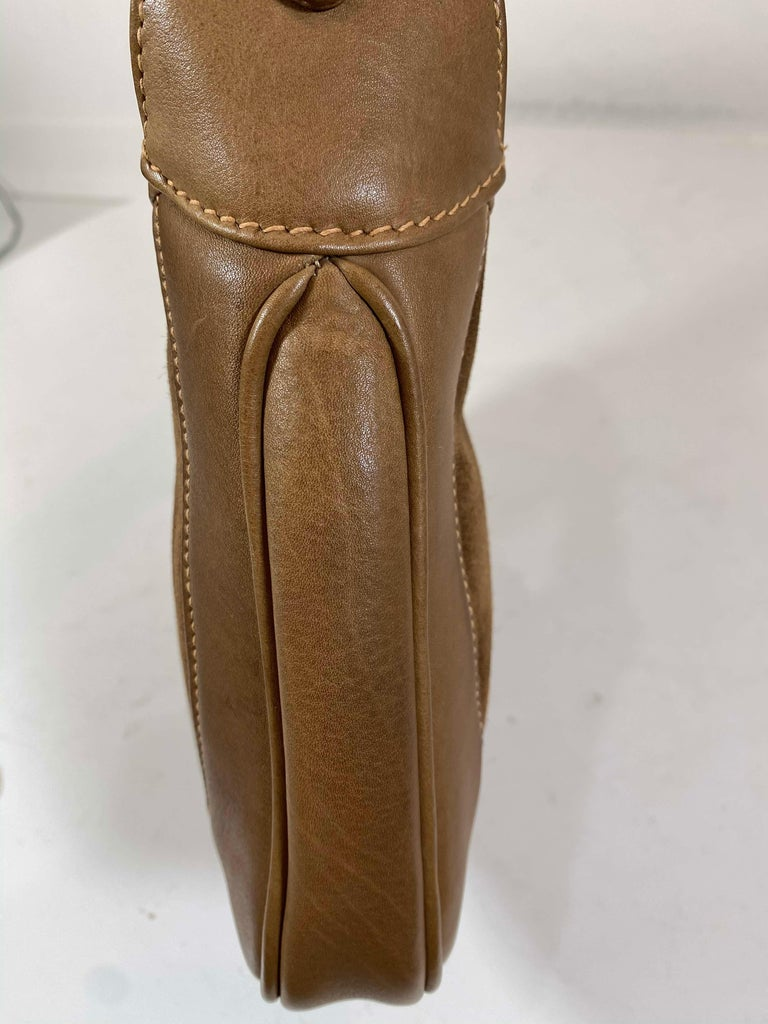 Gucci Vintage 1970's Small Jackie O Bag 7