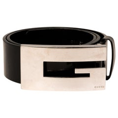Gucci Vintage Belt Block G Narrow by Tom Ford (Size 70/28)