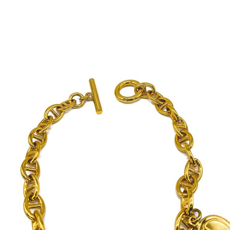 Women's GUCCI Vintage Necklace  For Sale